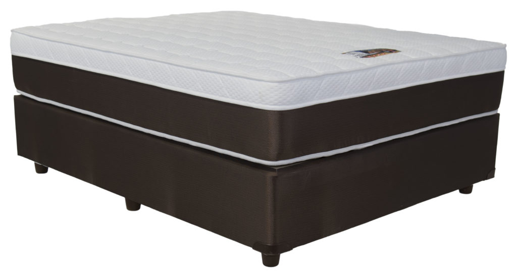 Orthopedic Mattress & Base Set (4)