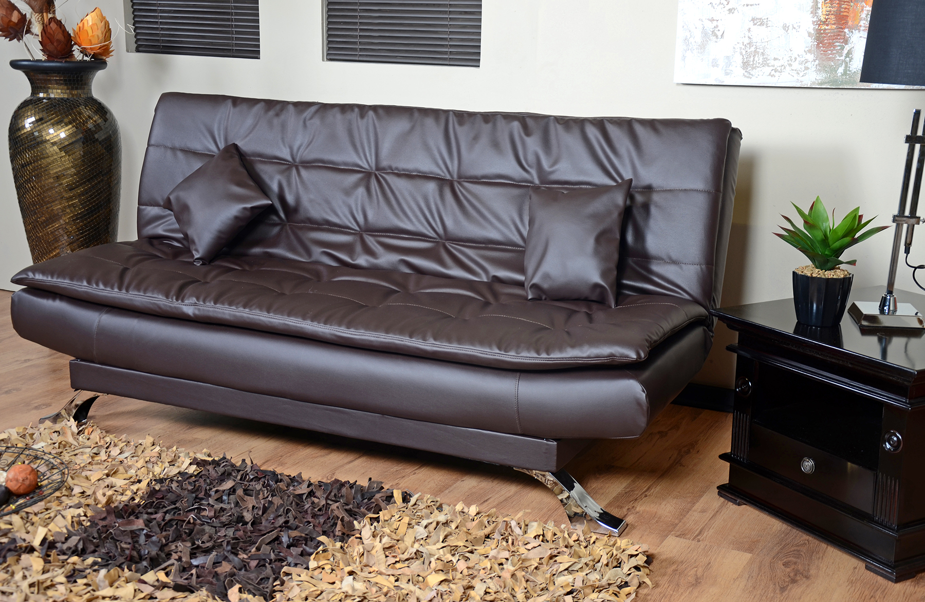 Leigh Sleeper Couch - Discount Decor - cheap mattresses, affordable