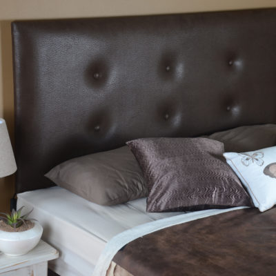 The addition of a stylish and elegant 6 Button Headboard will transform any Bedroom into a statement making masterpiece.