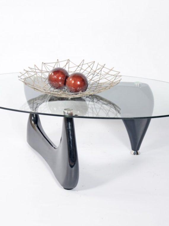 nugucci glass coffee table