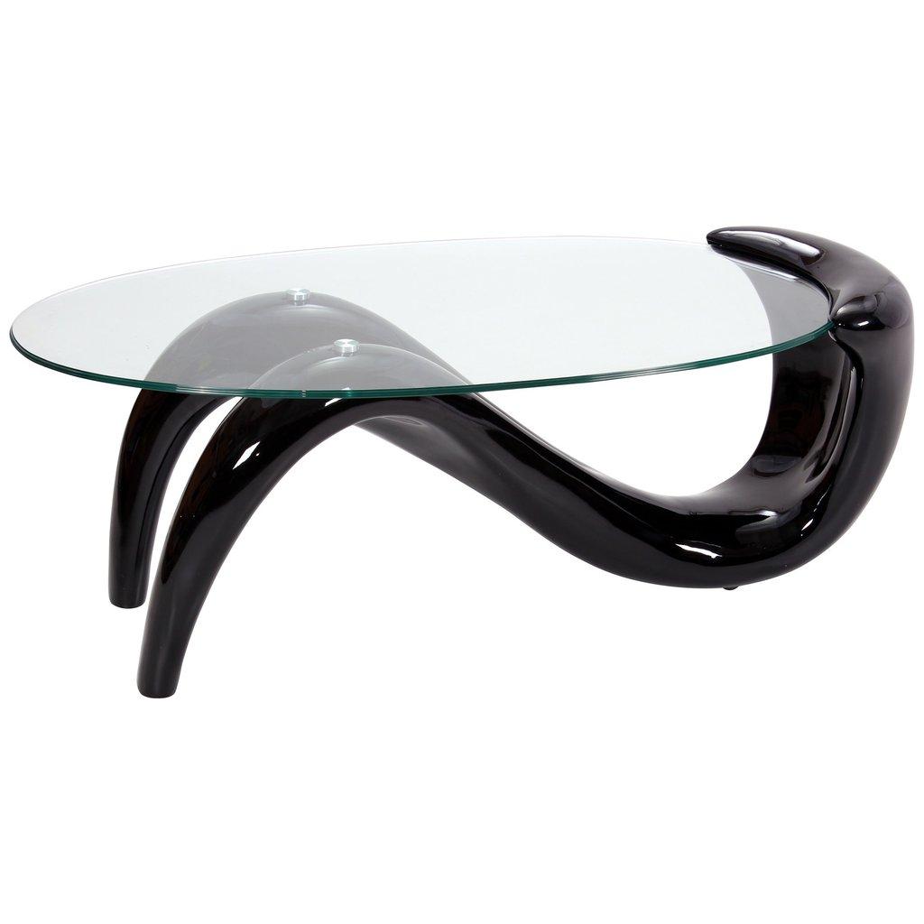 Black Mumbia Coffee Table – Black