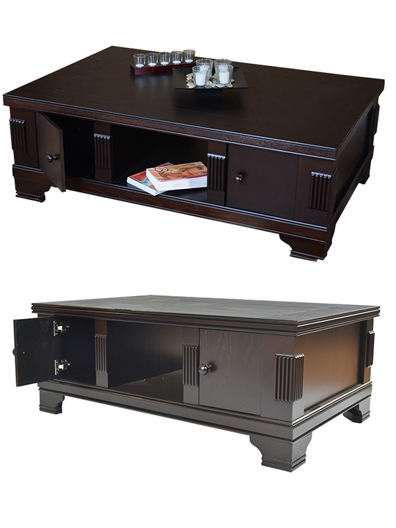 Coffee Table.Tiffany Coffee Table