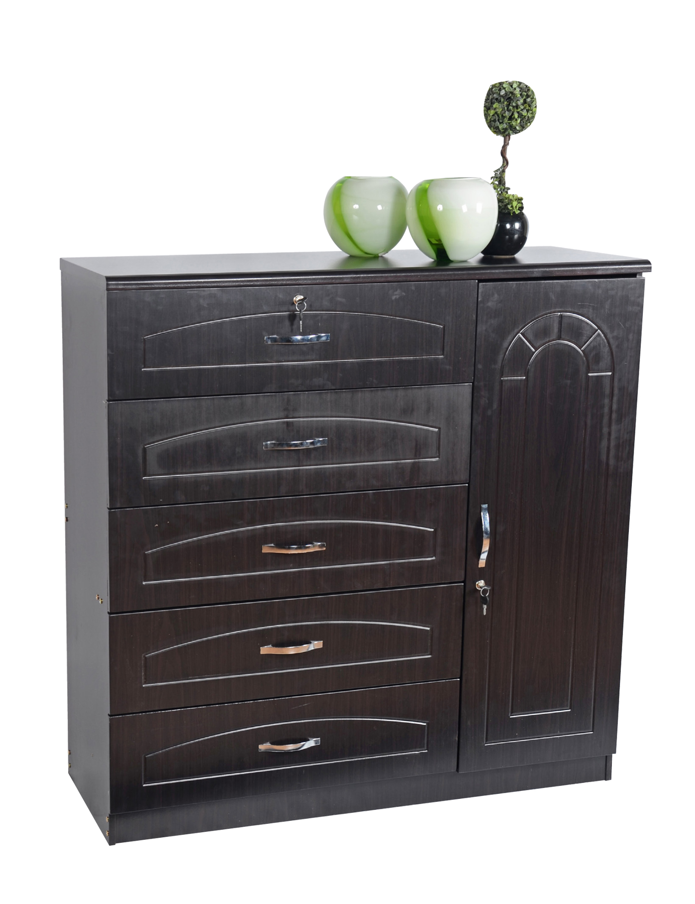 com julian drawers dp espresso dining kitchen inexpensive home media ameriwood chest of drawer amazon