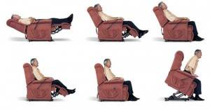 Discount Decor Power lift up Recliner