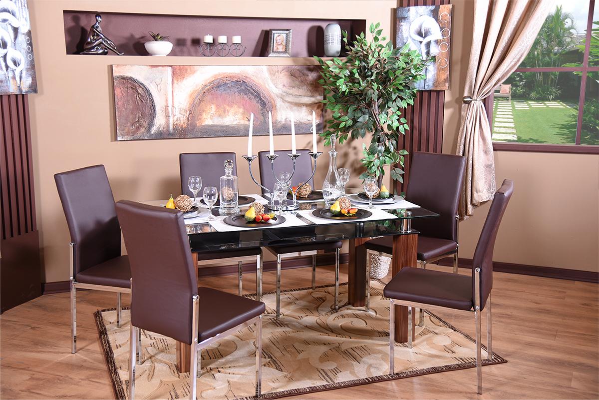 7 Piece Lee Dining Suite