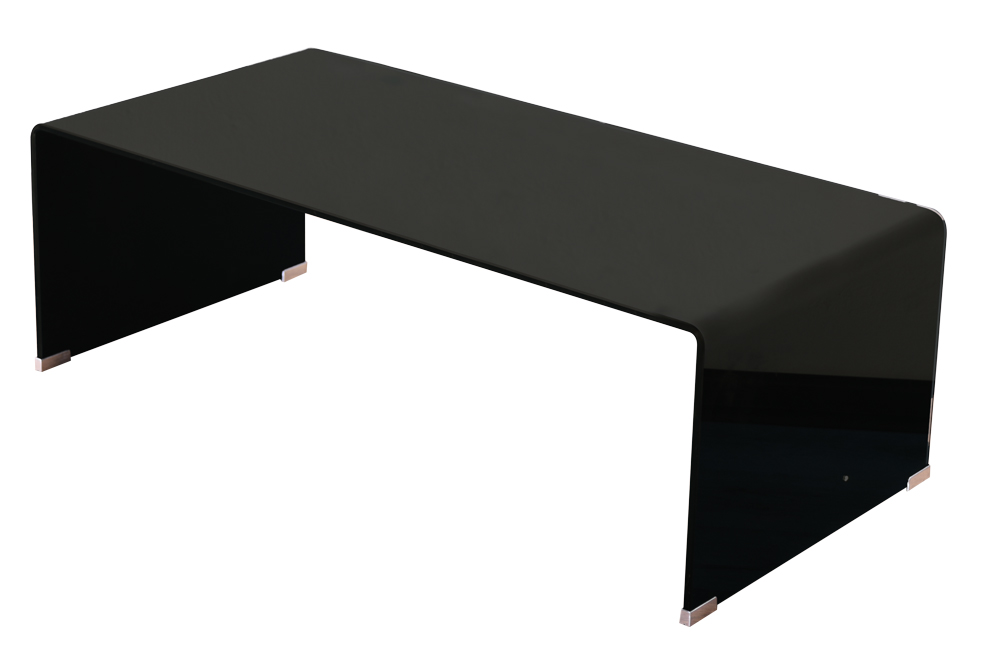 Glass-Coffee-Table-Black