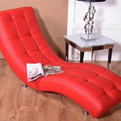 S-Chaise lounge