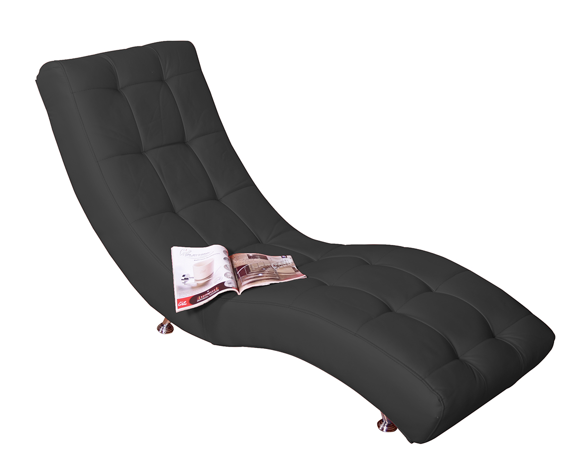 S chaise lounge chaise lounge chair sofa cheap couches for Black chaise lounge