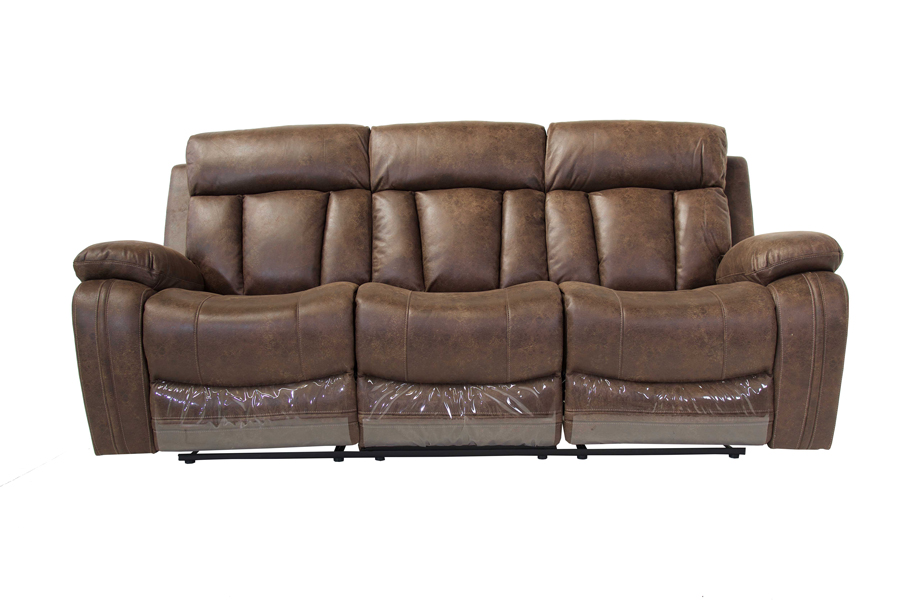 Lomus 3 Seater Recliner Front Discount Decor Cheap