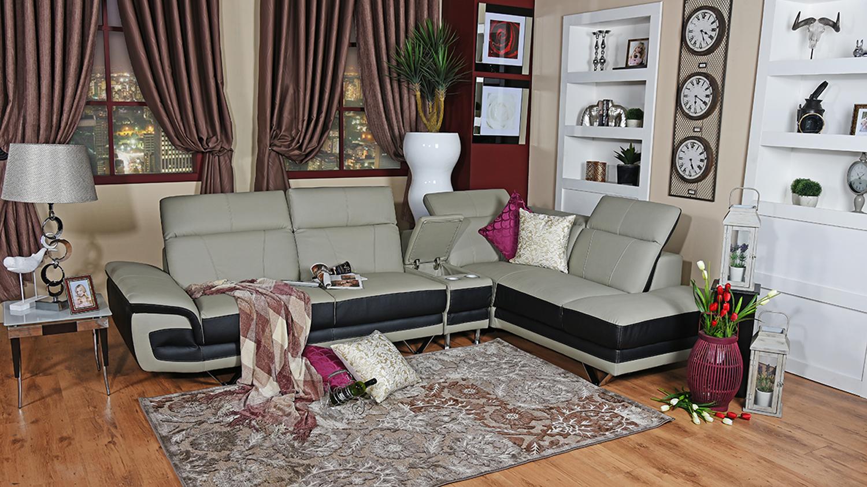 Contempo Corner Suite 2 Discount Decor Cheap