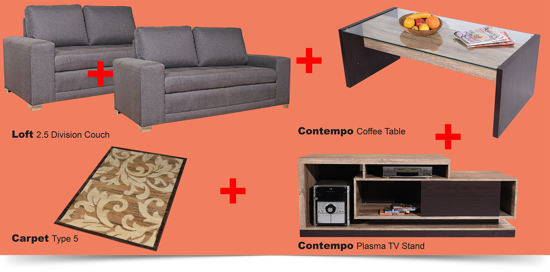 Living Room Furniture Package Deals Contempo Package Deal Save Time And Money With Our Package Deals