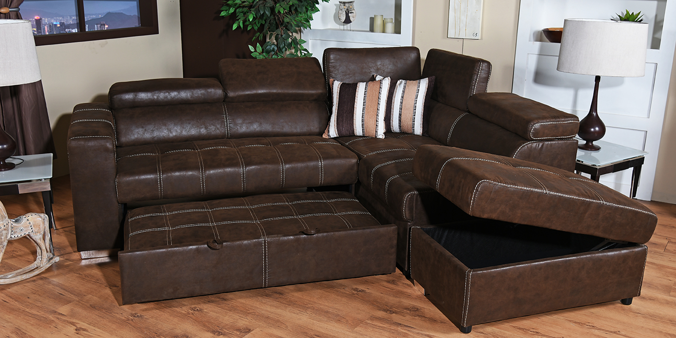 Dallas Corner Sleeper Couch Was Sold For