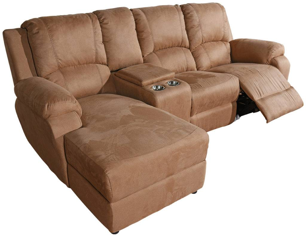 Recliner chaise sofa 28 images avandale chaise for Couch with 2 chaises
