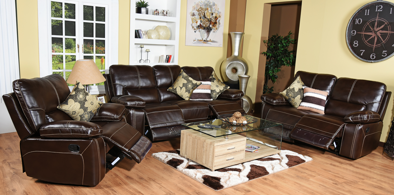 Montreal recliner lounge suite recliner lounge suite for for Affordable furniture montreal
