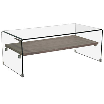 Clearview Coffee Table