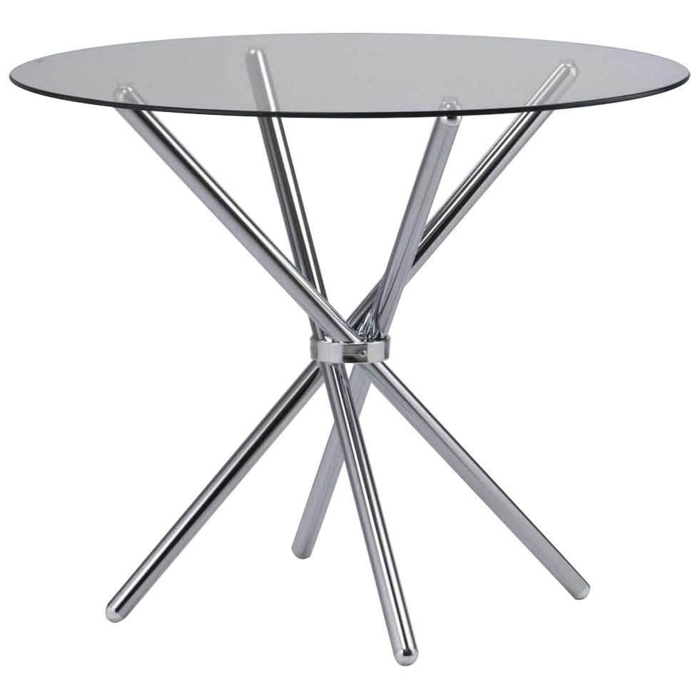 Dining room suites moxy glass dining table was sold for for Table th tf 00 02