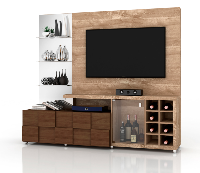 New Home Turati Wall Unit