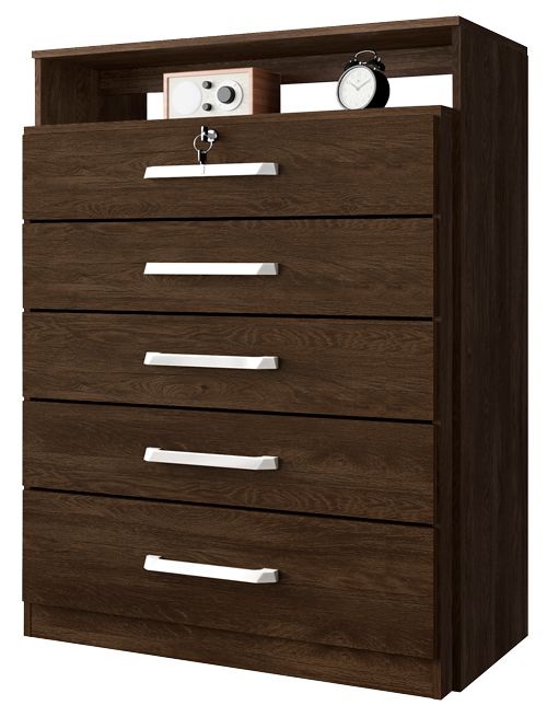 TRIUNFO-CHEST-OF-DRAWER-5D-EBONO-TOUCH-SIDE