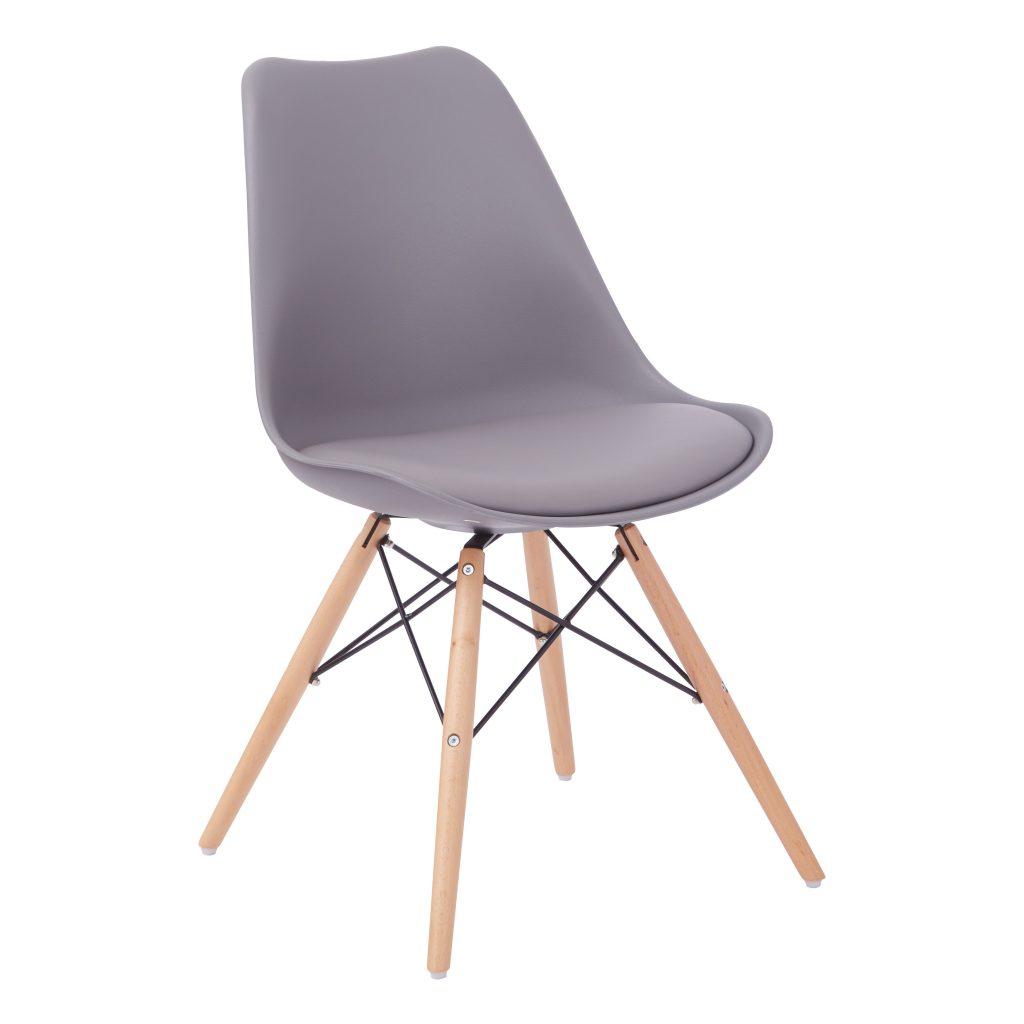 Retro Pad Chair
