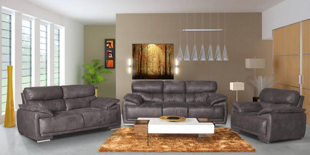 Havana Lounge Suite grey