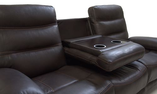 Manhattan-recliner-brown-3-drop-down-drink-tray