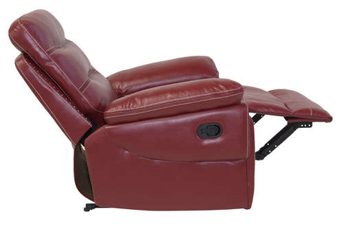 Manhattan-recliner-red