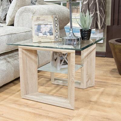 Angal Side Table