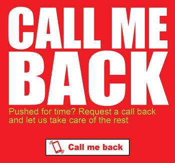 Discount Decor Call me Back