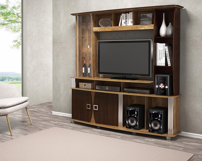 Rome Wall Unit | Wall Units for sale | Shop Online or In store | JHB
