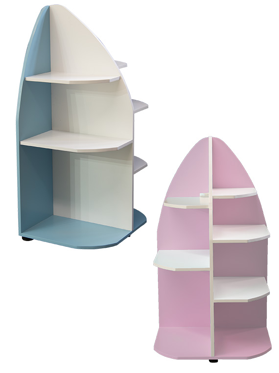 Kids Toddler Bookshelf
