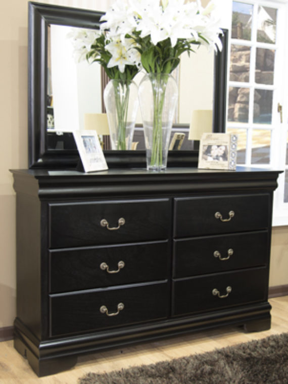hamilton dresser 3 drawer dressing table dresser for sale. Black Bedroom Furniture Sets. Home Design Ideas