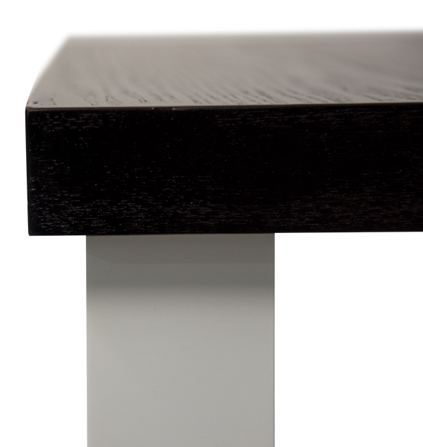 Schumann Coffee Table Wooden Coffee Table Black And White Coffee Table