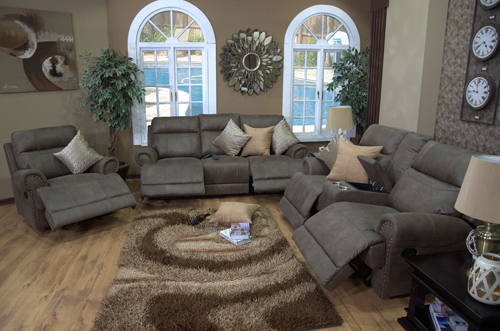 Simba Recliner Lounge Suite (3)
