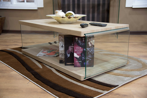 Upton Coffee Table Coffee Tables Glass Coffee Table