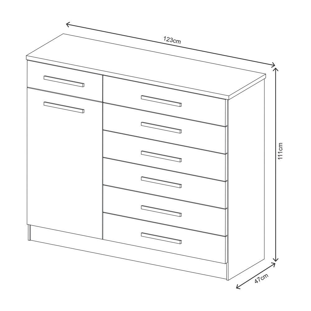 Aurora Chest of Drawer (4)