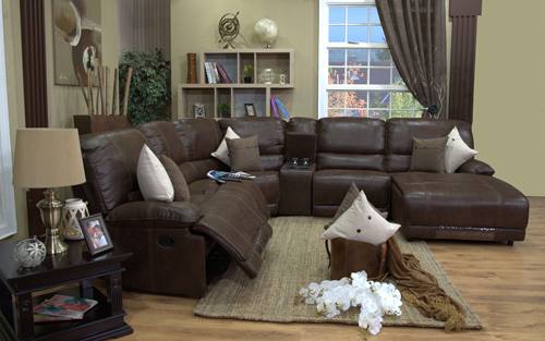 Gatsby Recliner Lounge Suite (2)