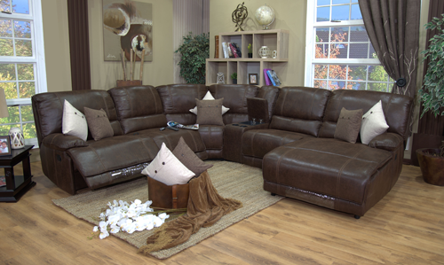 Gatsby Recliner Lounge Suite (3)