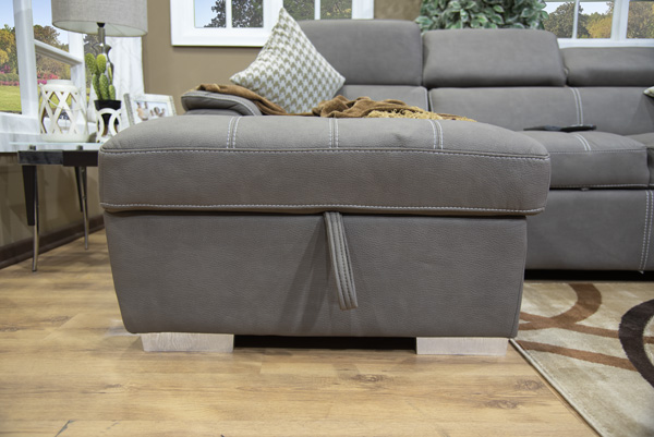 Vanuza Corner Sleeper Couch (1)