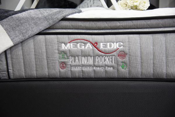 Platinum Pocket Mattress & Base Set 1 (9)