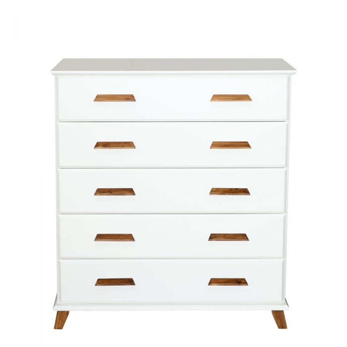 Zia Chest of Drawer 5D