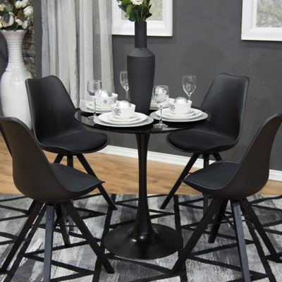 Daisy Round Dining Suite