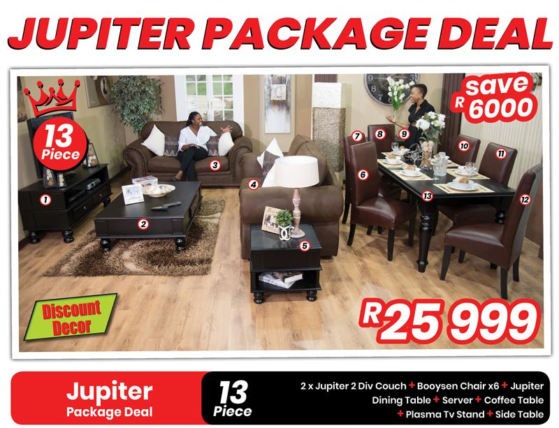 Jupiter Package Deal
