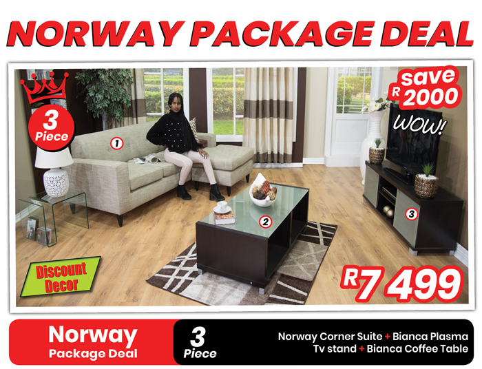 Norway Package Deal