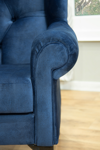 Wingback Chair Chesterfield (13)