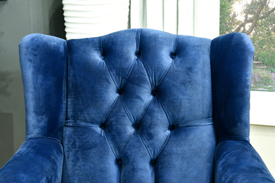 Wingback Chair Chesterfield (16)