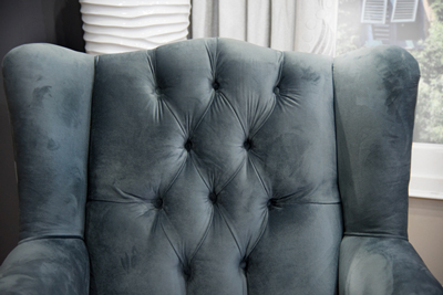 Wingback Chair Chesterfield (8)