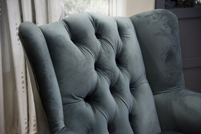 Wingback Chair Chesterfield (9)