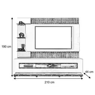 Solare Wall Unit