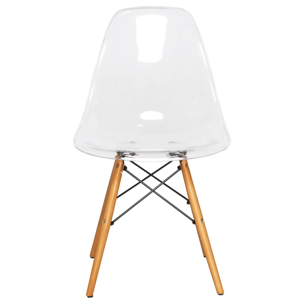 Clear Retro Chair (1)