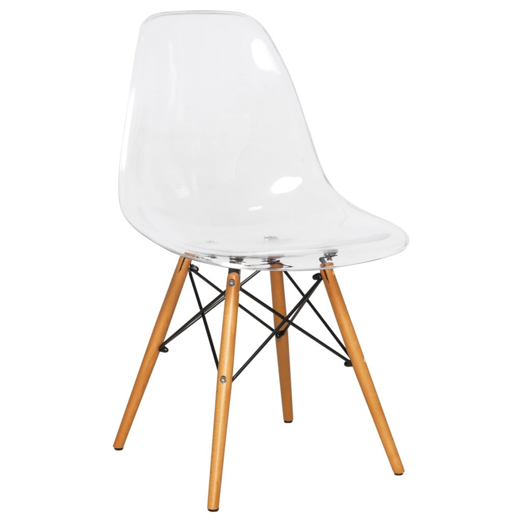 Clear Retro Chair (3)